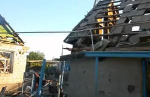 Макаровка (Украинские войска расстреляли из танков деревню у Луганска)