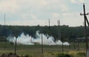зажигалки (Обстрел Семеновки зажигательными минами 12 июня)