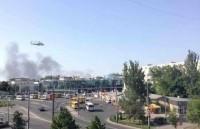 В ДНР в ходе обстрела убит оператор Первого канала (В ДНР в ходе обстрела убит оператор Первого канала)