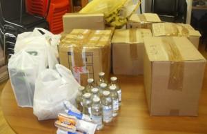 Гуманитарная помощь для Луганска: промежуточный отчет от 30 июня