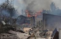 За последние сутки Луганск дважды обстреливали. Есть жертвы (За последние сутки Луганск дважды обстреливали. Есть жертвы)