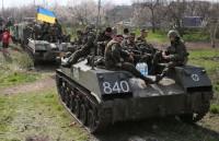 В Луганск вошли украинские танки. В городе идут тяжелые бои (В Луганск вошли украинские танки. В городе идут тяжелые бои)