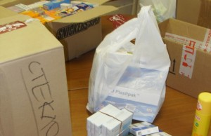 Гуманитарная помощь для ЛНР: отчет от 4 июля