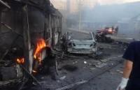 Последствия обстрела Донецка (Последствия обстрела Донецка)