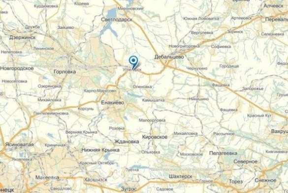 Углегорск занят войсками хунты, однако попытка окружения Горловки сорвана | Русская весна