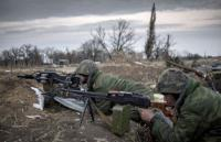 Ополчение заняло большую часть поселка Пески, откуда обстреливался Донецк (Ополчение заняло большую часть поселка Пески, откуда обстреливался Донецк)