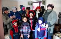 Путешествие в Новороссию. Часть третья. Дед Мороз с автоматом (Путешествие в Новороссию. Часть третья. Дед Мороз с автоматом)