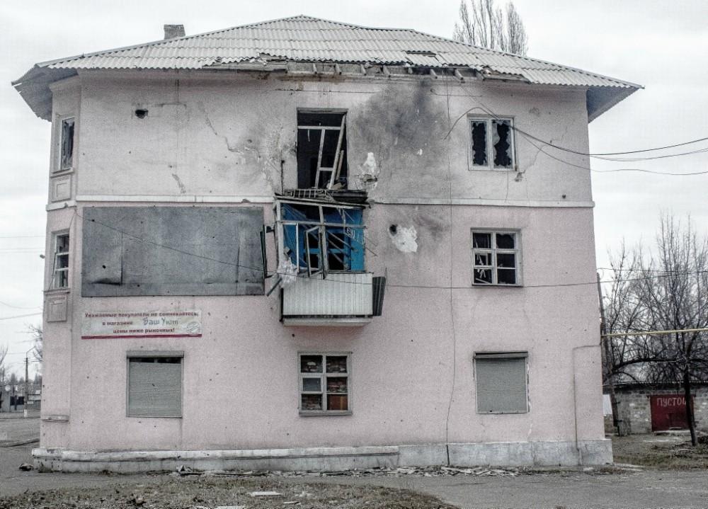 Углегорск. Фоторепортаж