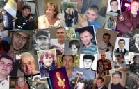 Одесса, мы помним! Акция памяти в Екатеринбурге (Одесса, мы помним! Акция памяти в Екатеринбурге)