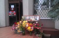 В Алчевске прошли памятные мероприятия в честь Алексея Мозгового (В Алчевске прошли памятные мероприятия в честь Алексея Мозгового)