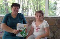 учебники (XIV гуманитарная экспедиция РОД: дорога, Алефтина, техникум для инвалидов)